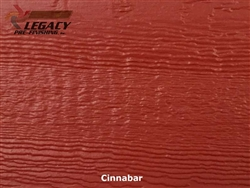LP SmartSide, Engineered Wood Cedar Texture Lap Siding - Cinnabar