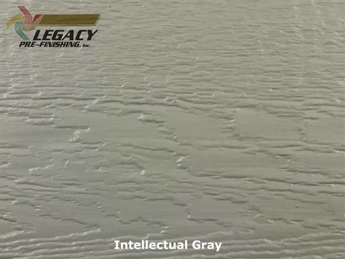 LP SmartSide, Engineered Wood Cedar Texture Lap Siding - Intellectual Gray