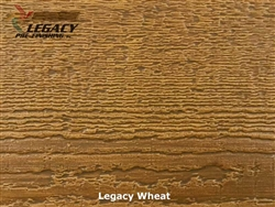 LP SmartSide, Engineered Wood Cedar Texture Lap Siding - Legacy Wheat