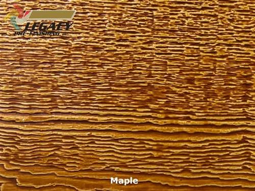 Lp Smartside Engineered Wood Cedar Texture Lap Siding Maple Stain