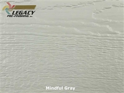 LP SmartSide, Engineered Wood Cedar Texture Lap Siding - Mindful Gray