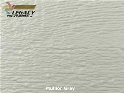 LP SmartSide, Engineered Wood Cedar Texture Lap Siding - Mullion Gray
