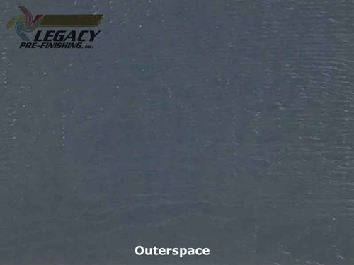 LP SmartSide, Engineered Wood Cedar Texture Lap Siding - Outerspace