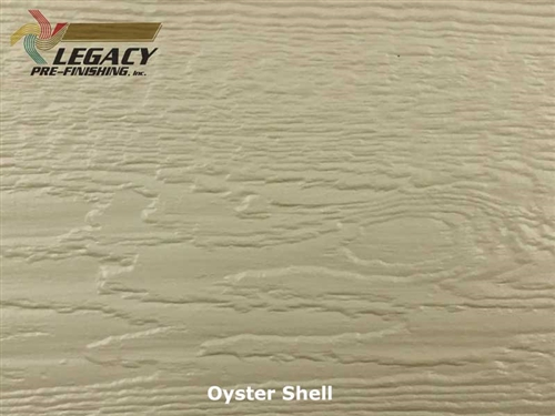 LP SmartSide, Engineered Wood Cedar Texture Lap Siding - Oyster Shell