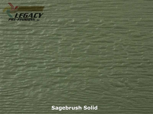 LP SmartSide, Engineered Wood Cedar Texture Lap Siding - Sagebrush Green