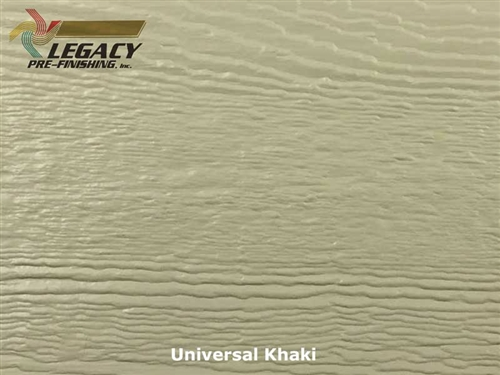 LP SmartSide, Engineered Wood Cedar Texture Lap Siding - Universal Khaki