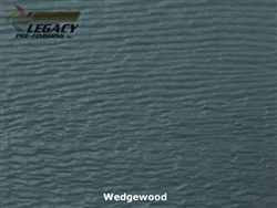 LP SmartSide, Engineered Wood Cedar Texture Lap Siding - Wedgewood