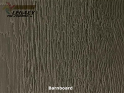 LP SmartSide Prefinished Panel Siding - Barnboard