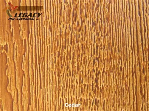 LP SmartSide Prefinished Panel Siding - Cedar