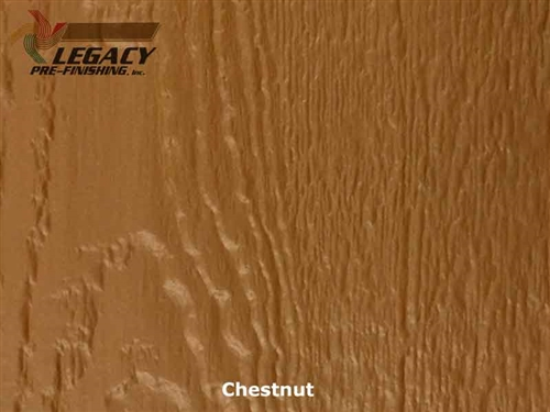 LP SmartSide Prefinished Panel Siding - Chestnut Brown
