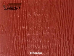 LP SmartSide Prefinished Panel Siding - Cinnabar