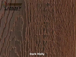 LP SmartSide Prefinished Panel Siding - Dark Holly