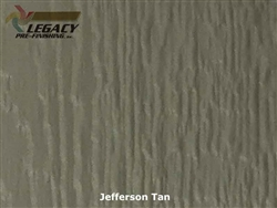 LP SmartSide Prefinished Panel Siding - Jefferson Tan