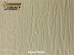 LP SmartSide Prefinished Panel Siding - Oyster Shell
