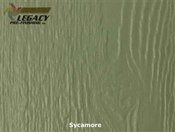 LP SmartSide Prefinished Panel Siding - Sycamore