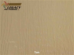 LP SmartSide Prefinished Panel Siding - Tan