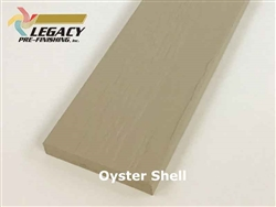 Prefinished LP Smartside Trim - Oyster Shell