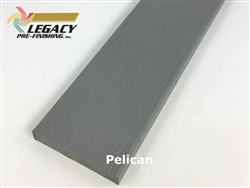 Prefinished LP Smartside Trim - Pelican