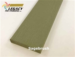 Prefinished LP Smartside Trim - Sagebrush