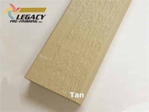Prefinished LP Smartside Engineered Wood Trim - Tan