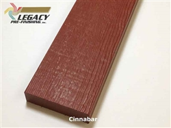 Prefinished MiraTEC Exterior Composite Trim - Cinnabar