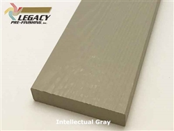 Prefinished MiraTEC Exterior Composite Trim - Intellectual Gray