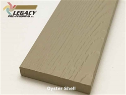 Prefinished MiraTEC Exterior Composite Trim - Oyster Shell