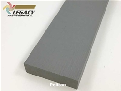 Prefinished MiraTEC Exterior Composite Trim - Pelican
