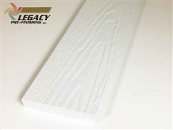 Prefinished MiraTEC Exterior Composite Trim - White