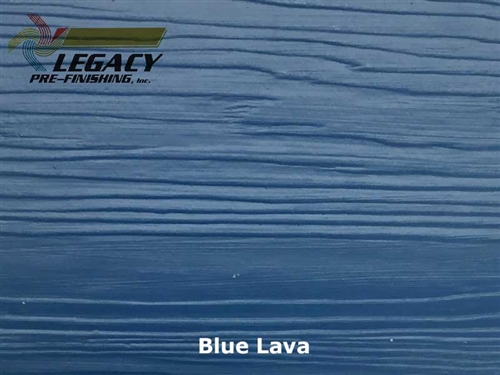 Nichiha, Pre-Finished Fiber Cement Cedar Lap Siding - Blue Lava