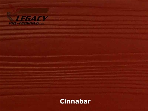 Nichiha, Pre-Finished Fiber Cement Cedar Lap Siding - Cinnabar