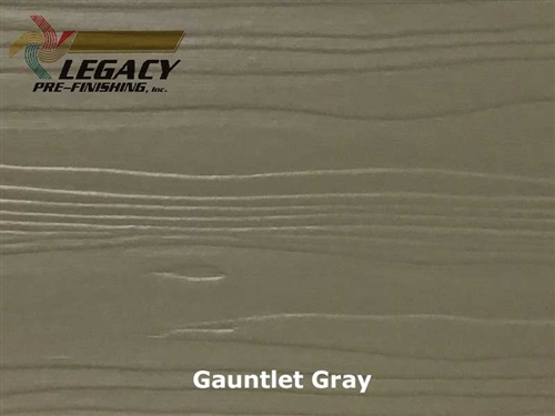 Nichiha, Prefinished Fiber Cement Lap Siding - Gauntlet Gray