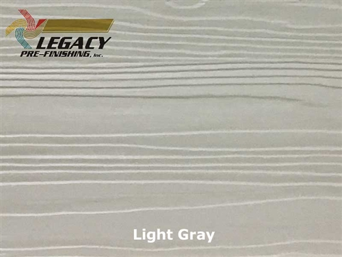 Nichiha, Prefinished Fiber Cement Lap Siding - Light Gray