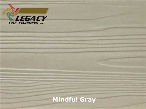 Nichiha, Prefinished Fiber Cement Lap Siding - Mindful Gray
