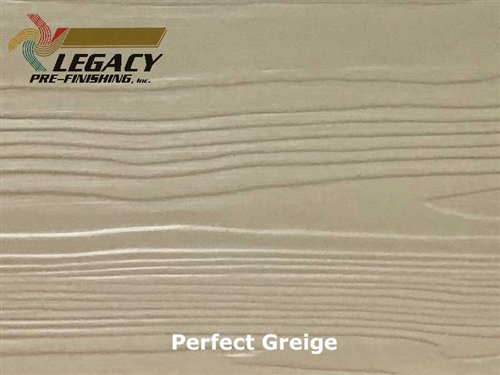 Nichiha, Prefinished Fiber Cement Lap Siding - Perfect Greige
