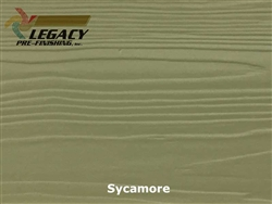 Nichiha, Prefinished Fiber Cement Lap Siding - Sycamore