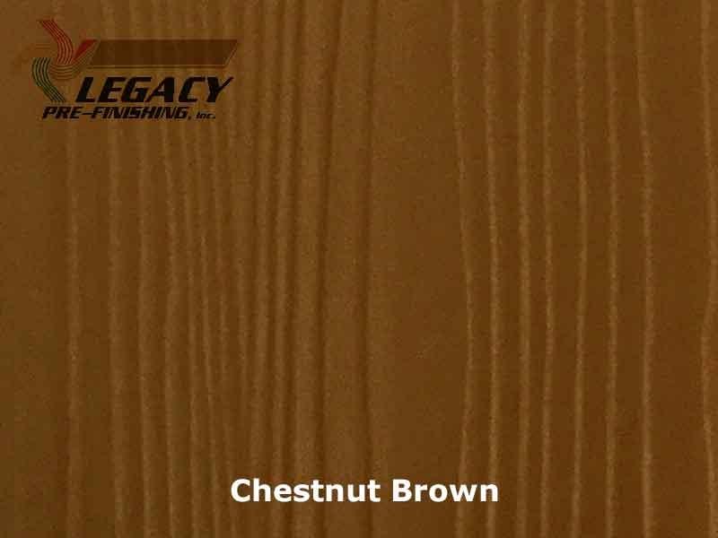 Nichiha Prefinished Fiber Cement Panel Chestnut Brown