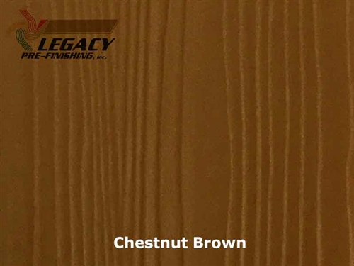 Nichiha, Prefinished Fiber Cement Panel - Chestnut Brown