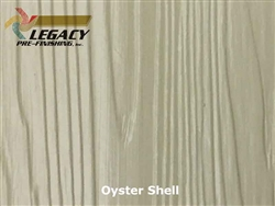 Nichiha, Prefinished Fiber Cement Panel - Oyster Shell