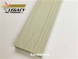 Nichiha, Pre-Finished Fiber Cement Trim - Sandstone