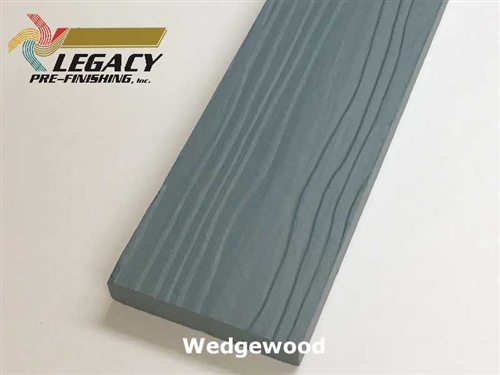 Nichiha, Pre-Finished Fiber Cement Trim - Wedgewood