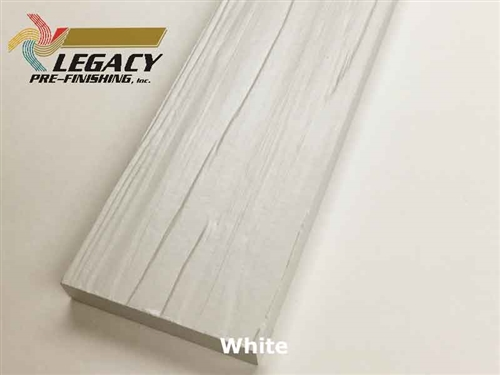 Nichiha, Pre-Finished Fiber Cement Trim - White