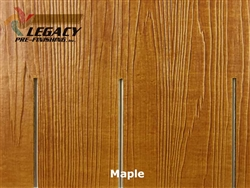 Nichiha, Pre-Finished NichiStaggered/NichiStraight Shake Panel - Maple