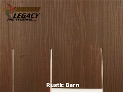 Nichiha, Pre-Finished NichiStaggered/NichiStraight Shake Panel - Rustic Barn