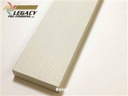 Plycem, Pre-Finished Reversible Fiber Cement Trim - Beige