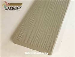 Plycem, Pre-Finished Reversible Fiber Cement Trim - Intellectual Gray
