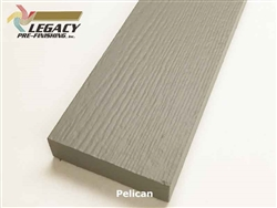 Plycem, Pre-Finished Reversible Fiber Cement Trim - Pelican