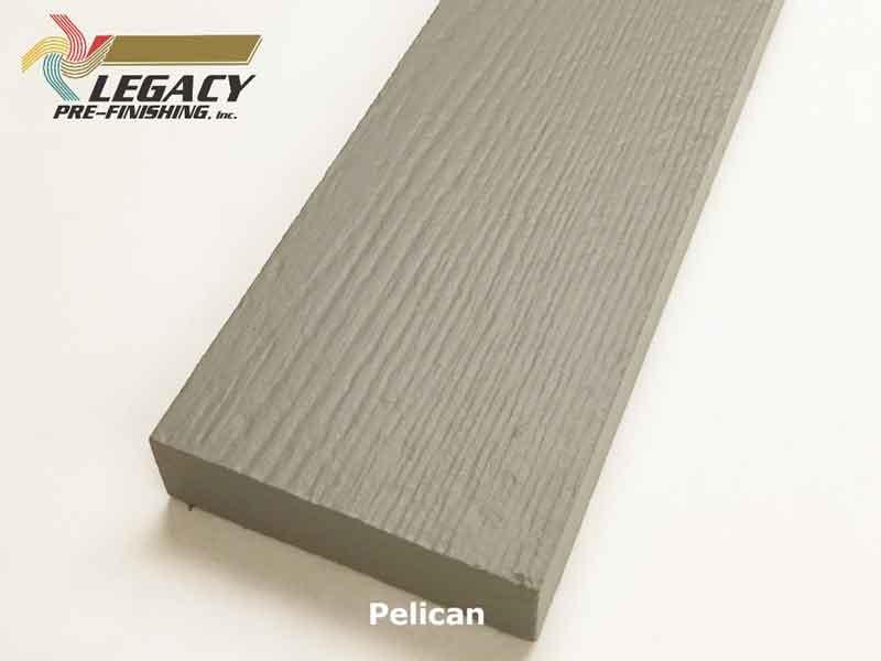 Plycem Pre Finished Reversible Fiber Cement Trim Pelican