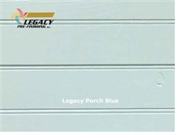 Spruce Prefinished Tongue and Groove Bead Board - Legacy Porch Blue