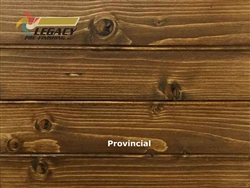 Spruce Prefinished Tongue and Groove Edge/Center Bead Paneling - Provincial